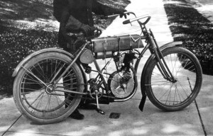 Harley-Davidson – The serial one model is being exhibited in Milwaukee