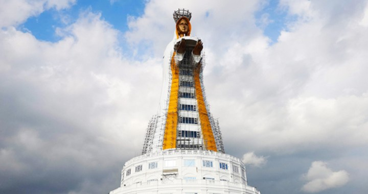 Mother of All Asia – The tower of peace in Batangas City