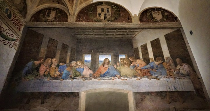 Il Cenacolo – The Last Supper by Leonardo in Milan