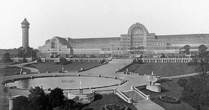 "The Crystal Palace – The colossal ""Glass temple"" in London"