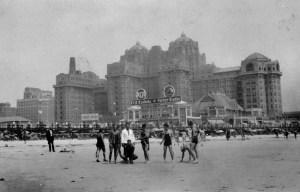 Traymore Hotel – The Art Deco skyscraper by the Sea in Atlantic City
