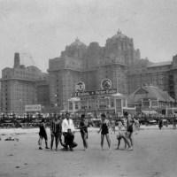 Traymore Hotel - The Art Deco skyscraper by the Sea in Atlantic City