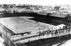 Estadio de Chamartín – The former Real Madrid stadium in the heart of Santiago Bernabéu in Madrid