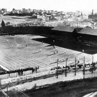 Estadio de Chamartín - The former Real Madrid stadium in the heart of Santiago Bernabéu in Madrid