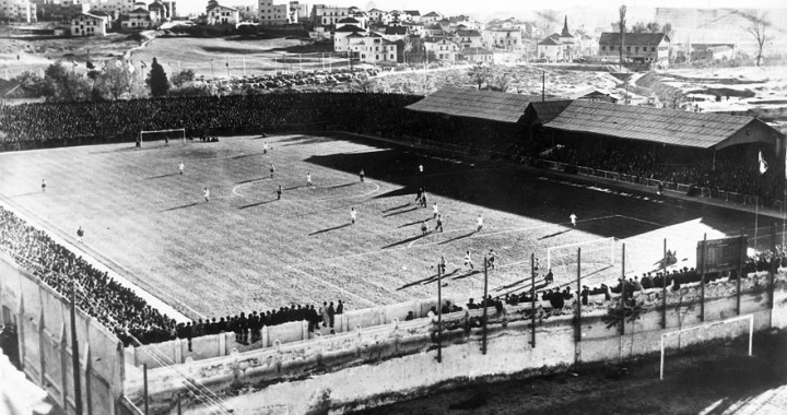 Estadio de Chamartín – The former Real Madrid stadium in the heart of Santiago Bernabéu in Madrid