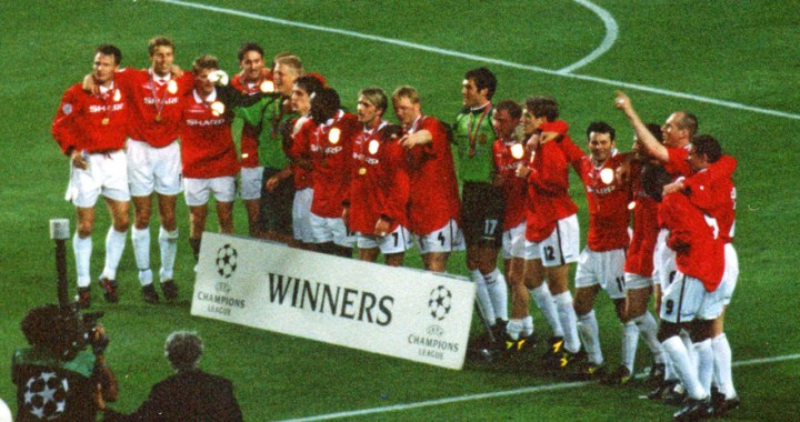 1999 UEFA Champions League Final – Manchester United's three minutes of magic in Barcelona