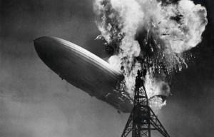 Hindenburg disaster – The end of the giant passenger airship in Lakehurst