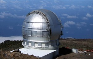 Gran Telescopio Canarias – One of the world's largest optical reflecting telescope in La Palma