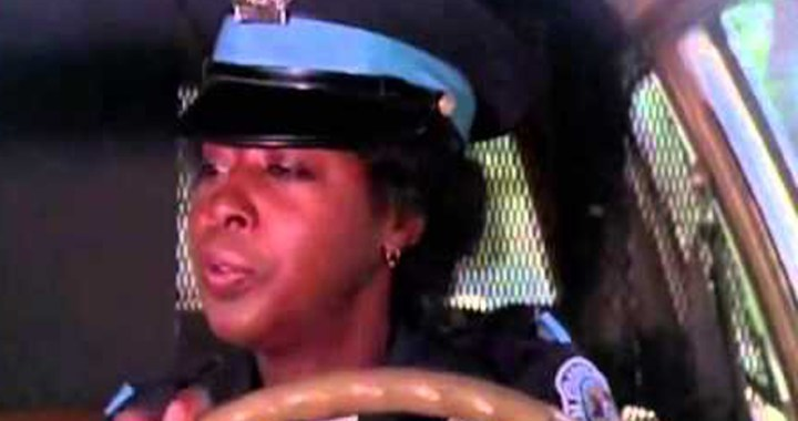Police Academy – Hooks takes a driving test in Etobicoke