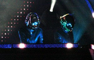 Daft Punk – The unmasked men meet for the first time in Paris