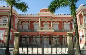 Macau Government Headquarters – The formerly Governor's Palace in Macau