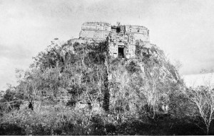 Pyramid of the Magician – The great Mesoamerican structure in Uxmal