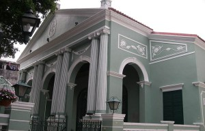 Dom Pedro V Theatre – The China's first western-style theatre in Macau