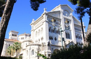 Cathédrale de Notre-Dame-Immaculée – The magnificent Roman-Byzantine style cathedral in Monaco