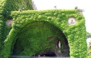 Vatican Grotta di Lourdes – The replica of the Grotto of Massabielle in the Vatican City