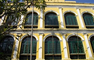 Sir Robert Ho Tung Library – The book mansion in Macau