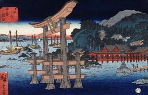 Itsukushima Shrine Torii – The red floating gate in Itsukushima