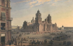 Mexico City Metropolitan Cathedral – The largest cathedral in the Americas in Mexico City