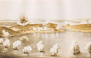 Battle of Bomarsund – The fall of the defensive position of the Russian Empire in Bomarsund
