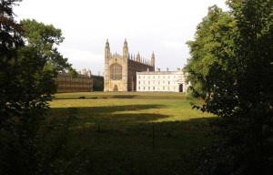 King's College Chapel – One of the great treasures of world architecture in Cambridge