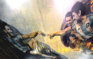 The Creation of Football – The Sistine Chapel of Football in Buenos Aires