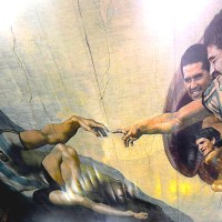 The Creation of Football - The Sistine Chapel of Football in Buenos Aires