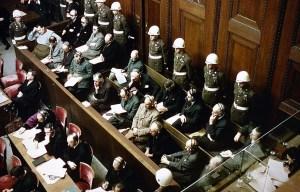 Nuremberg trials – The party of death dies in Nuremberg