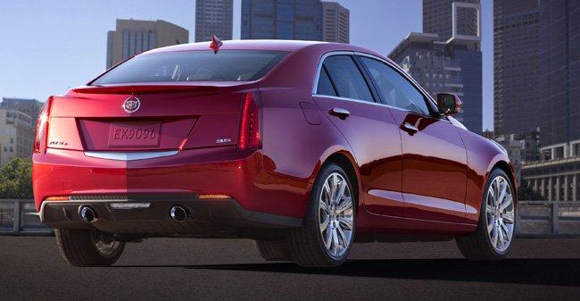 Cadillac ATS: el auto del año