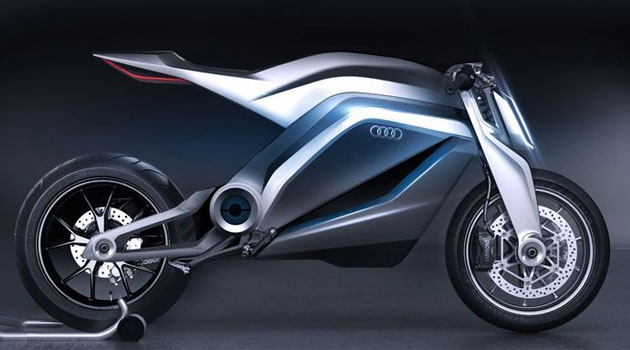 Soñando con una división de Audi Motorrad