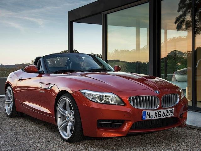 El BMW Z4 y Priyanka Chopra – In My City ft. will.i.am