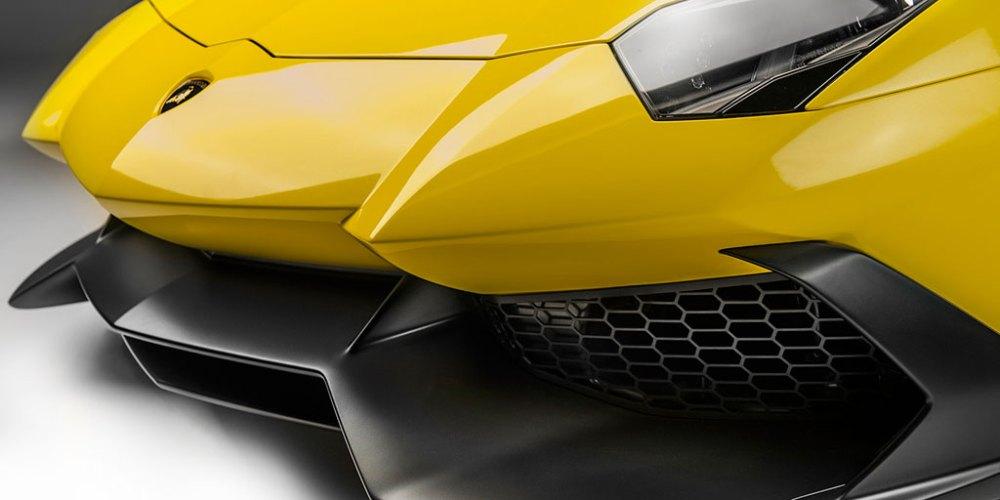 Lamborghini Aventador 50 Aniversario