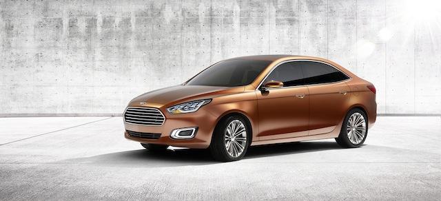 Ford retoma el nombre de Escort en China
