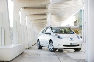 Nissan LEAF Sales Booming in Norway and Other Nordic Countries