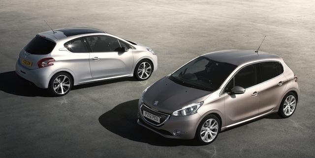 Peugeot 208, lanzamiento en México