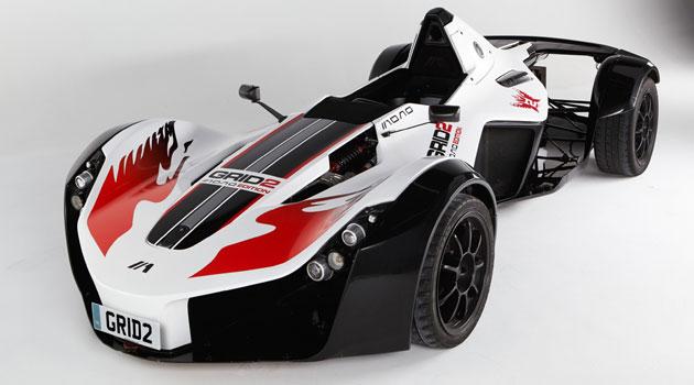 Un videojuego de carreras con auto real por sólo 125.000 libras