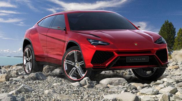 El Lamborghini Urus llegará en el 2017