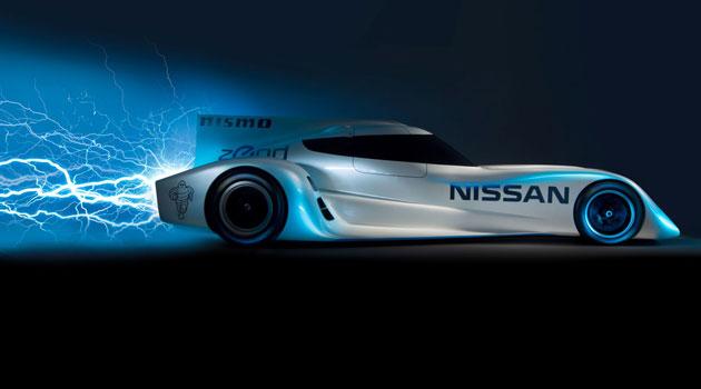 Nissan ZEOD RC intentará triunfar en el 2014