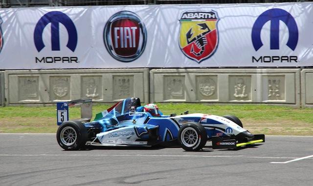 Escudería Mopar obtiene dos pódiums en el GP de México de PANAM GP Series