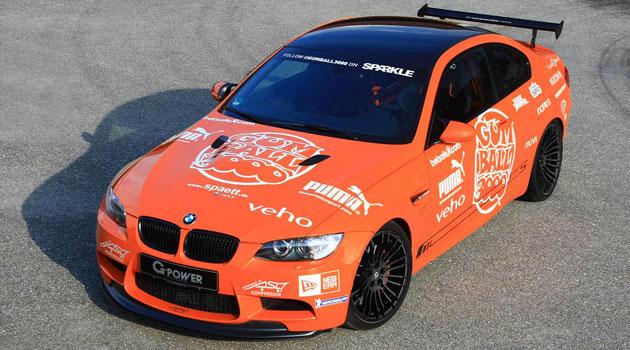 BMW M3 GTS preparado por G-Power