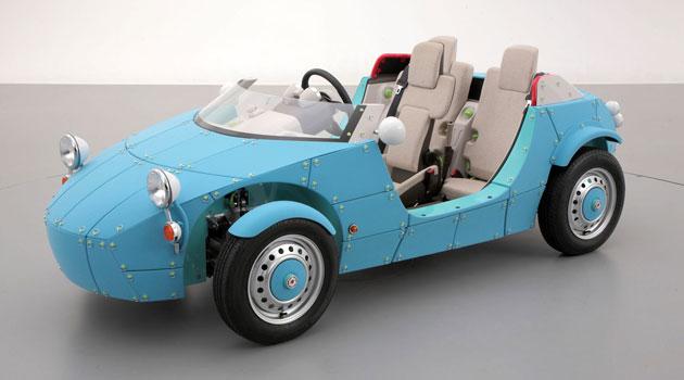 Toyota Camatte57s, para niños de cualquier edad