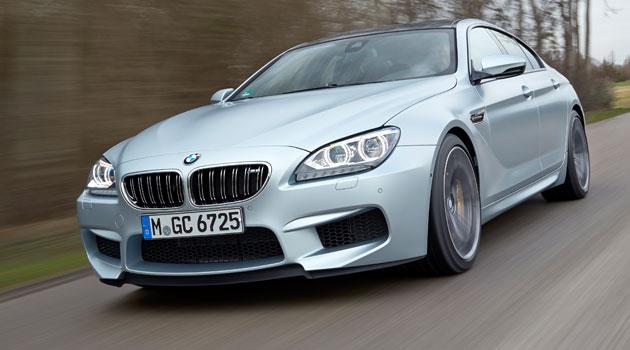 BMW presenta el nuevo M6 Gran Coupé