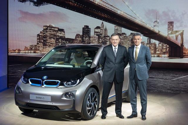 BMW i3, el lanzamiento