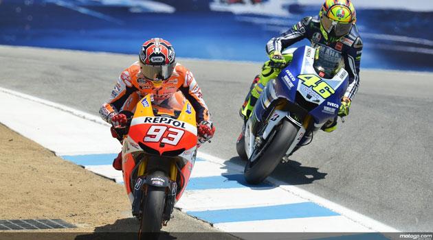 TISSOT PRESENTA: Calendario Moto GP 2014