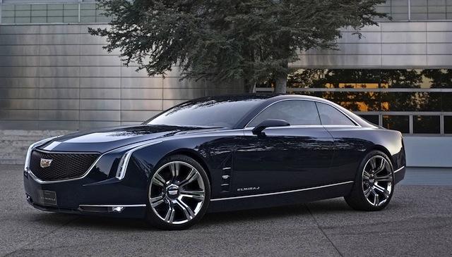 El concepto Elmiraj explora el top de la gama de Cadillac