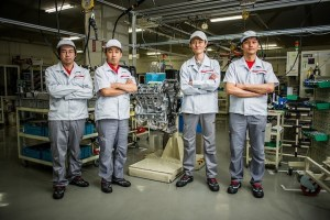 Takumi: The Master Craftsmen Behind Each Nissan GT-R