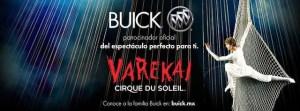Buick patrocinador