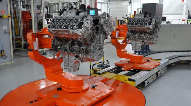 Ford de México celebra 30 aniversario de planta de motores