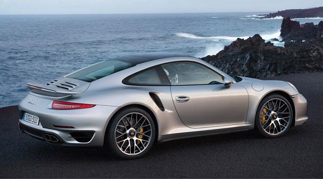 Porsche camino al éxito del IAA