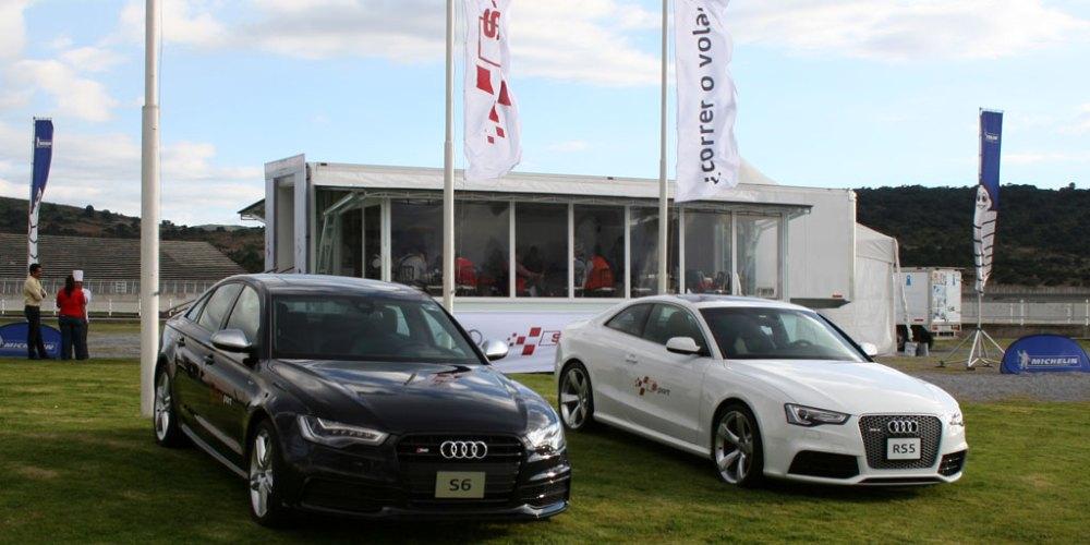 Toda la gama Sport de Audi