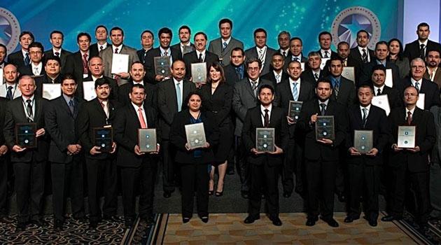GM de México entregó el Premio a la Excelencia de Calidad de Proveedores 2013